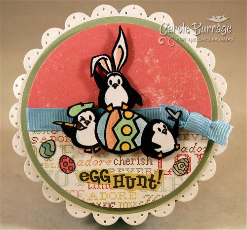 Egg Jar Topper Big