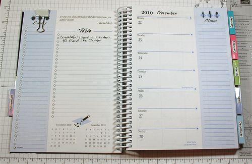 Calendar - Week