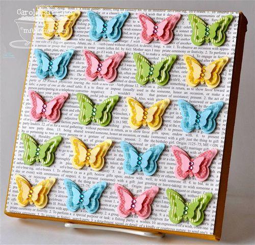 CB Butterfly Art