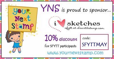 SFYTT - May Discount