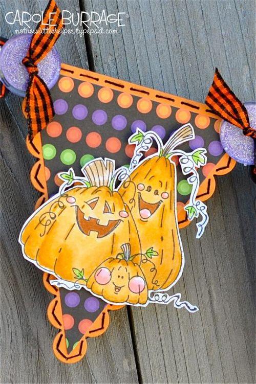 CB Banner Pumpkin Family