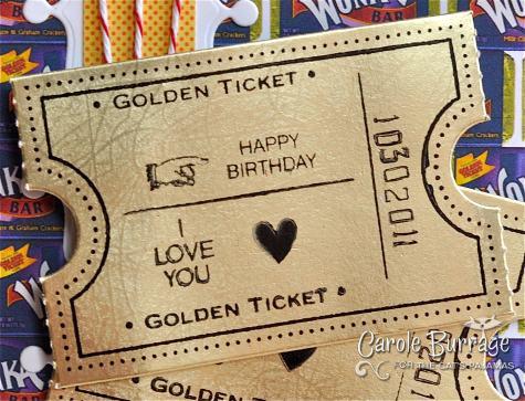 CB Golden Ticket Detail