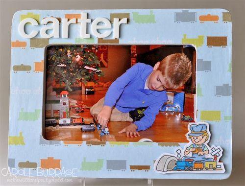 CB Carter Frame