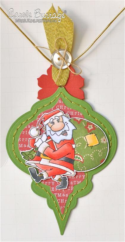 CB Santa