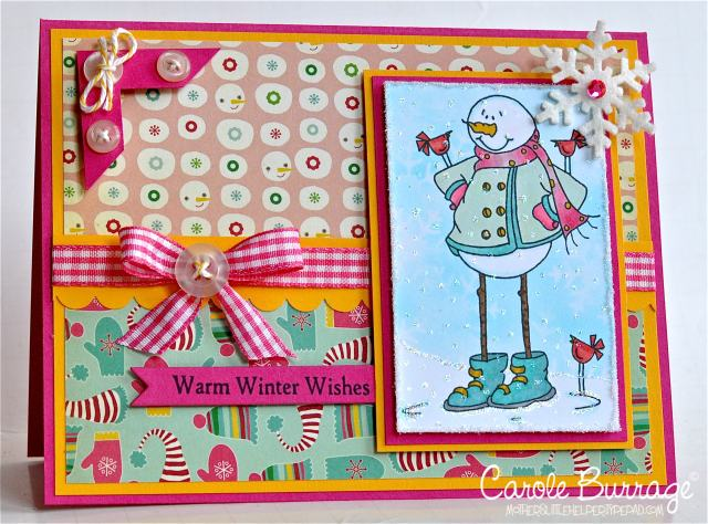 CB Warm Frosty Friends