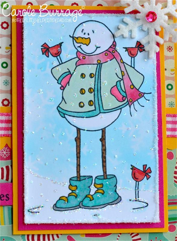 CB Warm Frosty Friends closeup