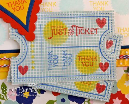 CB Jiffy Ticket Detail
