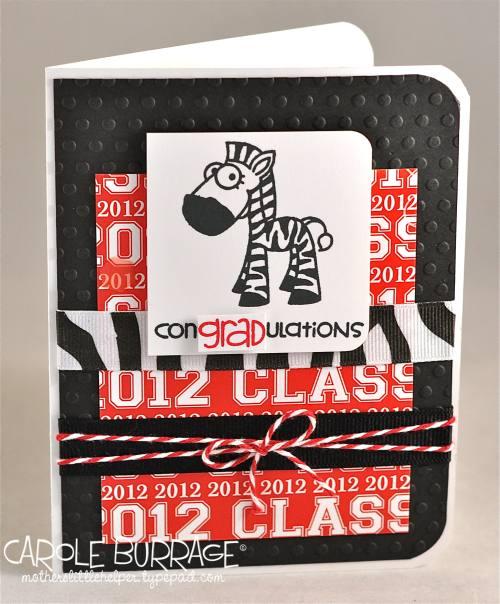 CB Zebra Grad 2012