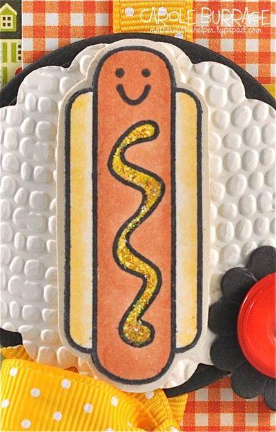 CB Hot Dog! Detail