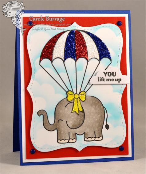 CB Larami's Elephantwtmk
