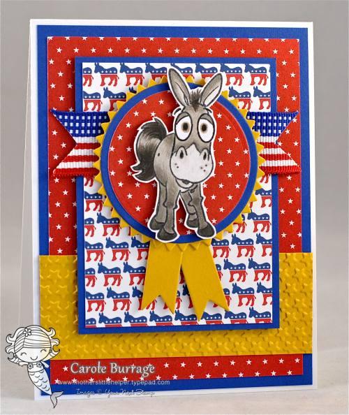 CB Demo Donkey