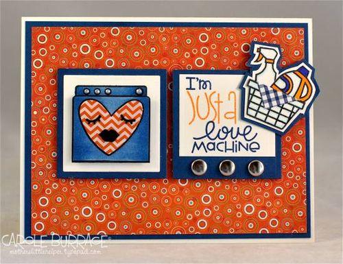 CB PS Love Machine