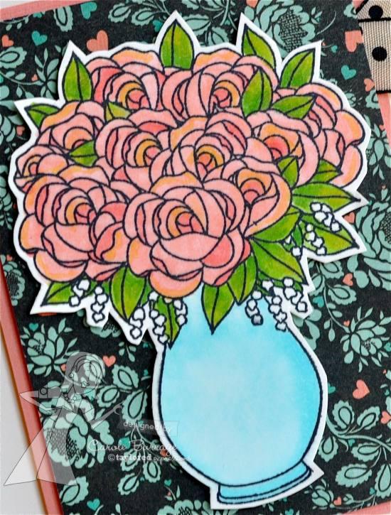 CB TE Roses detail