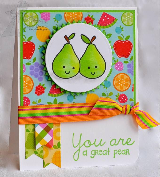 CB TE:DB Pears