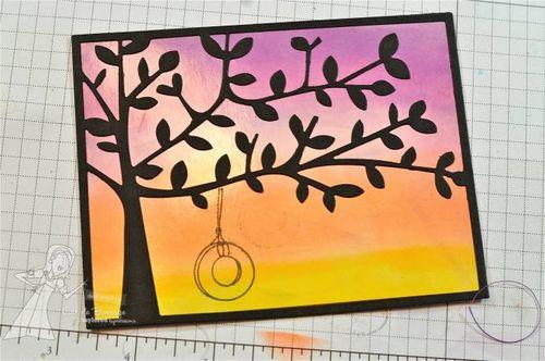 CB Tree detail 1