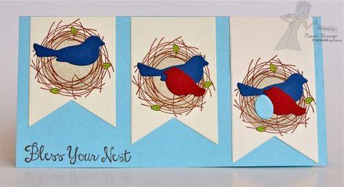 CB TE Blessed Nest