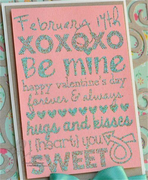 CB TE Graphic Valentine detail