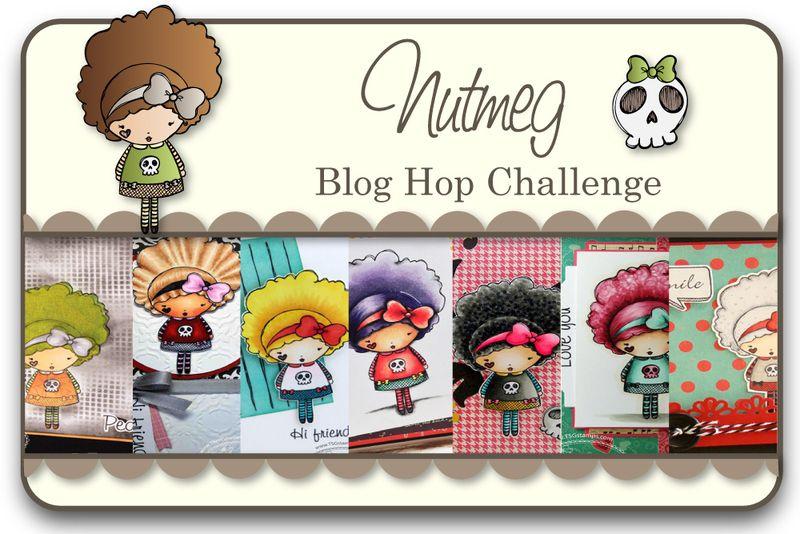 Nutmeg Blog Hop Challenge