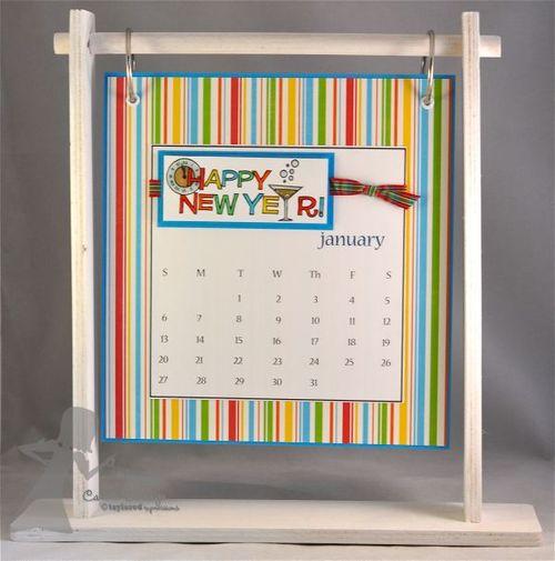 CB TE Jan. 12 calendar