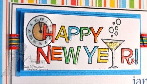 CB TE Jan. 12 Calendar detail