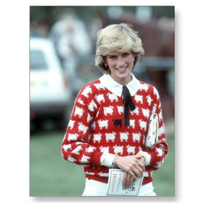 Princess-diana-sheep-sweater