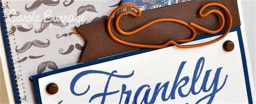 CB Frankly Mustaches detail
