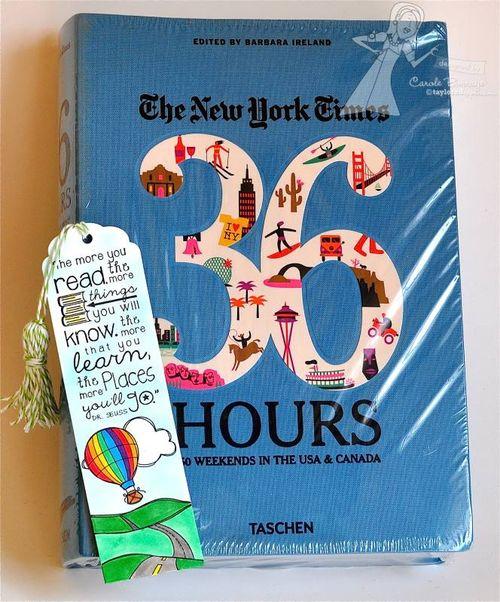 CB Bookmark & Book