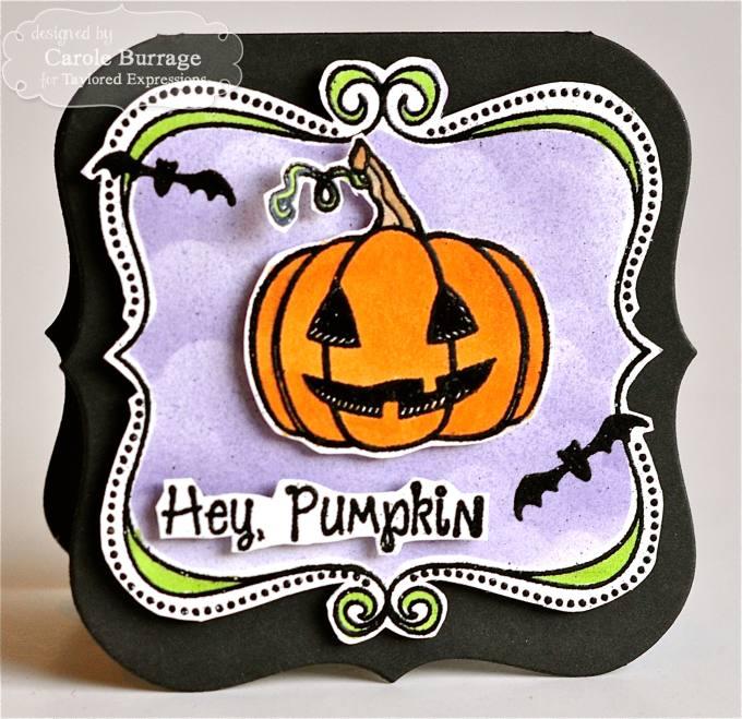 CAROLEHalloweenDoodlesWEDS pumpkin