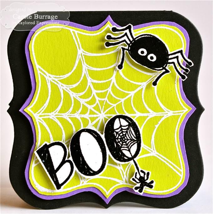 CAROLEHalloweenDoodlesWED spider