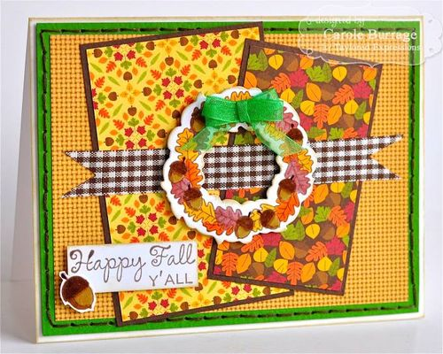 CB Autumn Wreath
