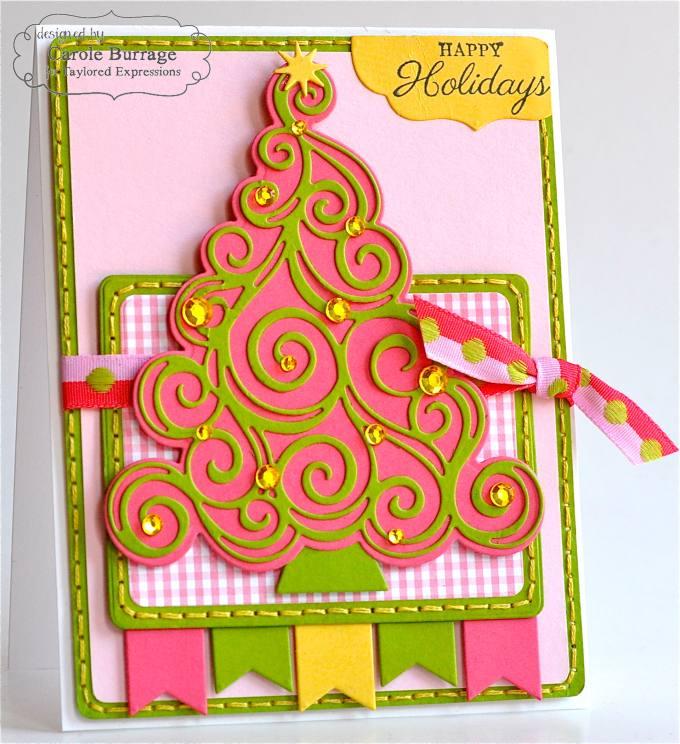 CB Preppy Christmas Tree