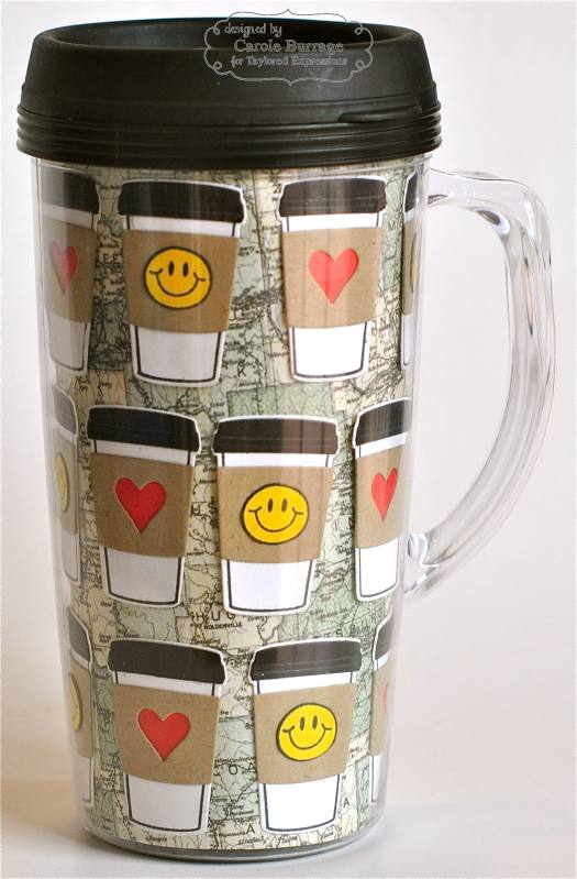 CAROLEJoeToGoTUES mug