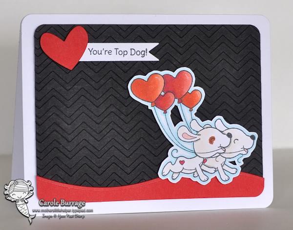 CB YNS Pups Valentine