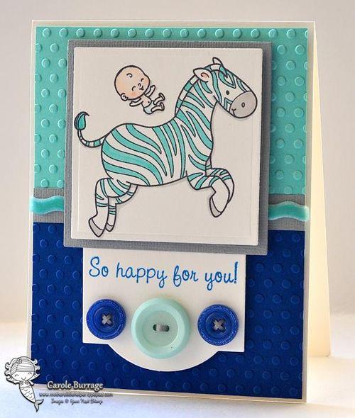 CB YNS Baby Zebra