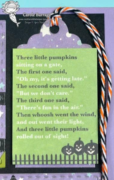 CB YNS 3 Little Pumpkins verse