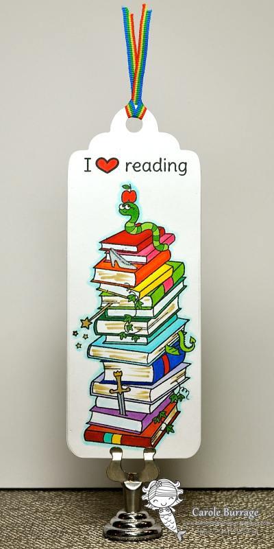 CB YNS Bookworm