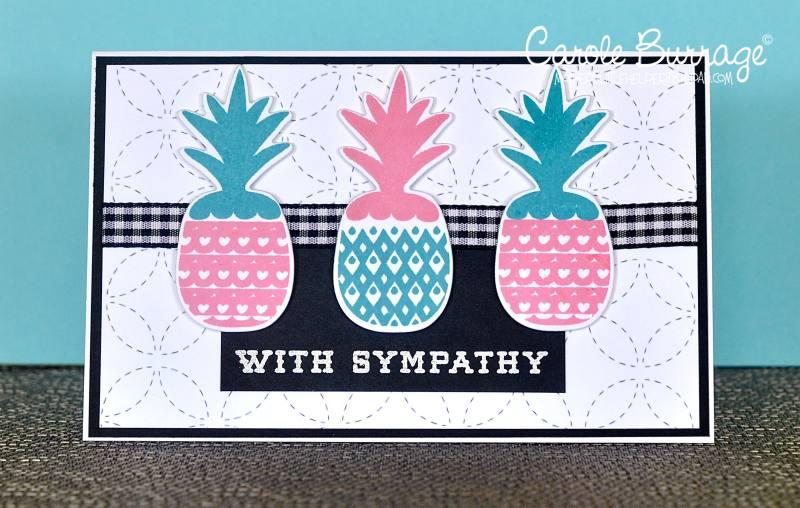 CB LID Sympathetic Pineapples