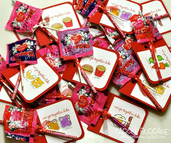 Carter's Valentines 2015