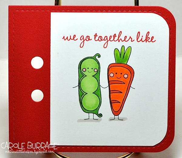 CV Peas & Carrots