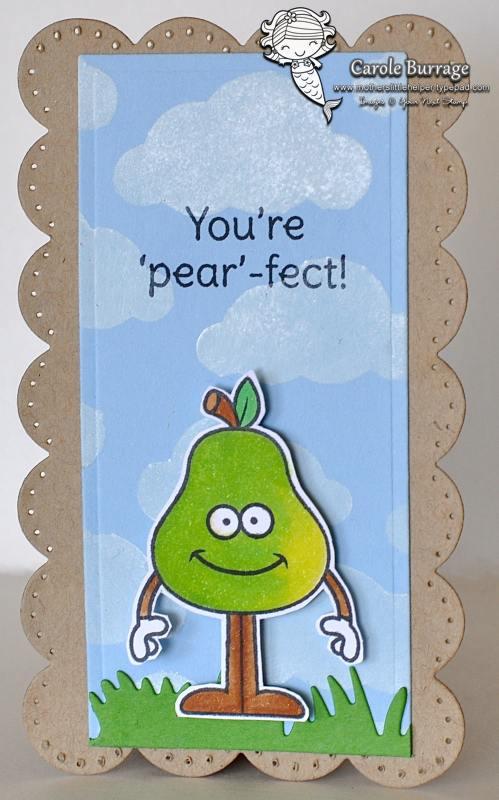 CB YNS Lunch Box Pear