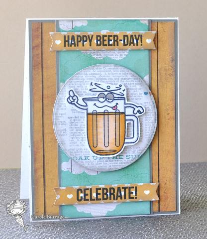 CB YNS Beer Day $ Shot