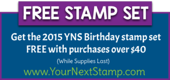 2015 special bday stamp set badge